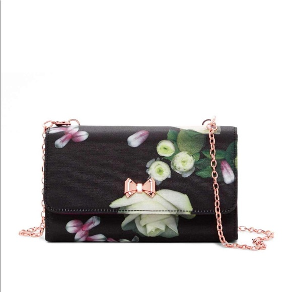 57058e22d3 Ted Baker Jajaa Small Kensington Floral Bag